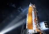 """جدیدترین تصاویر ناسا از قدرتمندترین موشکهای فضایی جهان """"SLS"""""""
