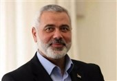 تاکید هنیه بر عزم حماس برای تشکیل دولت وحدت ملی فلسطینی