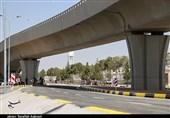 3مسیر تقاطع غیرهمسطح شهید سلیمانی کرمانشاه افتتاح میشود
