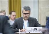 Iranian Envoy Urges Int'l Action against Israeli Crimes