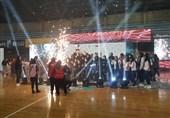 برگزاری اختتامیه لیگ برتر بسکتبال بانوان با حضور معاون وزیر ورزش