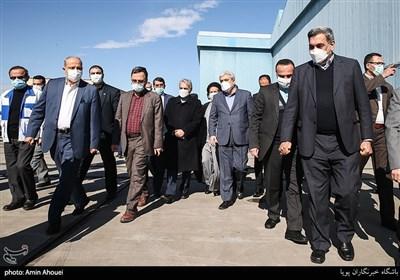 افتتاح دو ایستگاه مترو شهید ستاری و یادگار امام (ره)