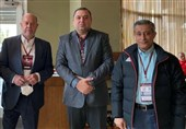 دیدار طباطبایی با رئیس فدراسیون جهانی کاراته/ اسپینوز: کاراته ایران مورد احترام ماست
