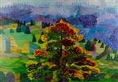 یک هنرمند نقاش: در بحران کرونا حس امید به زندگی را در نقاشی به مخاطب منتقل میکنم