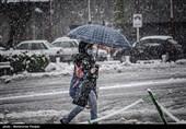 هواشناسی ایران 1400/01/2|سامانه بارشی فردا وارد کشور میشود/بارش برف و باران 5 روزه در 23 استان