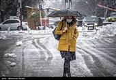 هواشناسی ایران 1400/01/5| بارش برف و باران در 19 استان/ کاهش 15 درجهای دما در برخی مناطق