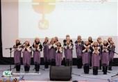 کشف و آموزش استعدادهای برتر سرود - نمایش در کانون پرورش فکری