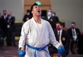 لیگ جهانی کاراته وان لیسبون| تلاش گنجزاده برای کسب نشان برنز