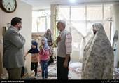 همسفر عشق «بچه پولداری» که شهید مدافع حرم شد+عکس و فیلم