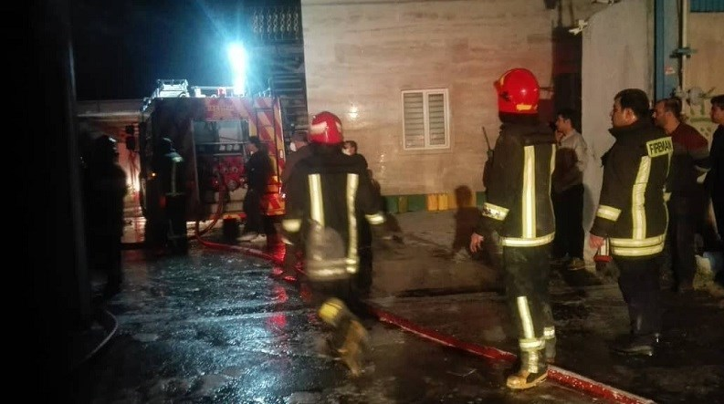 آتشنشانی , سازمان آتشنشانی تهران , آتشسوزی , حوادث ,
