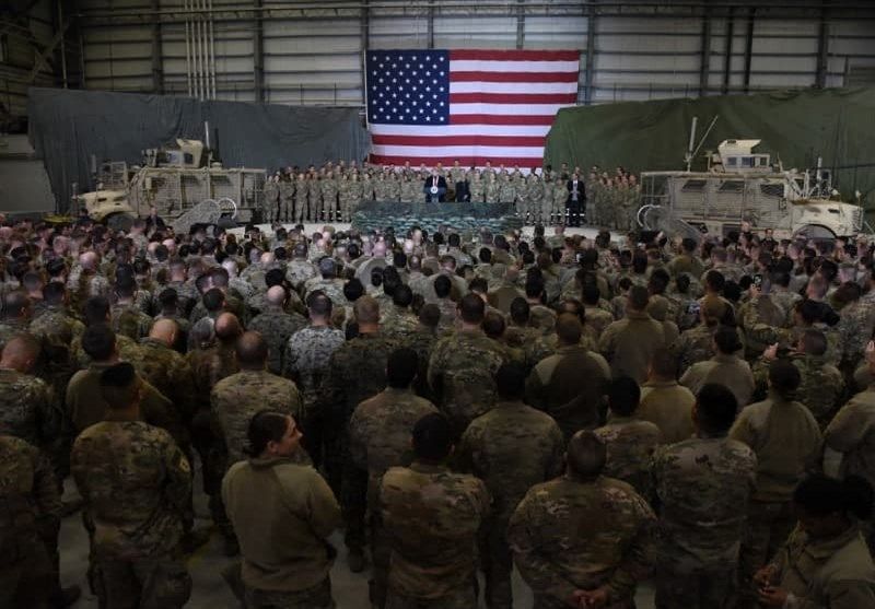 Poll: Two-Thirds of Americans Support Afghanistan Withdrawal
