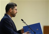 Iran Concerned about Afghan Developments: Spokesman