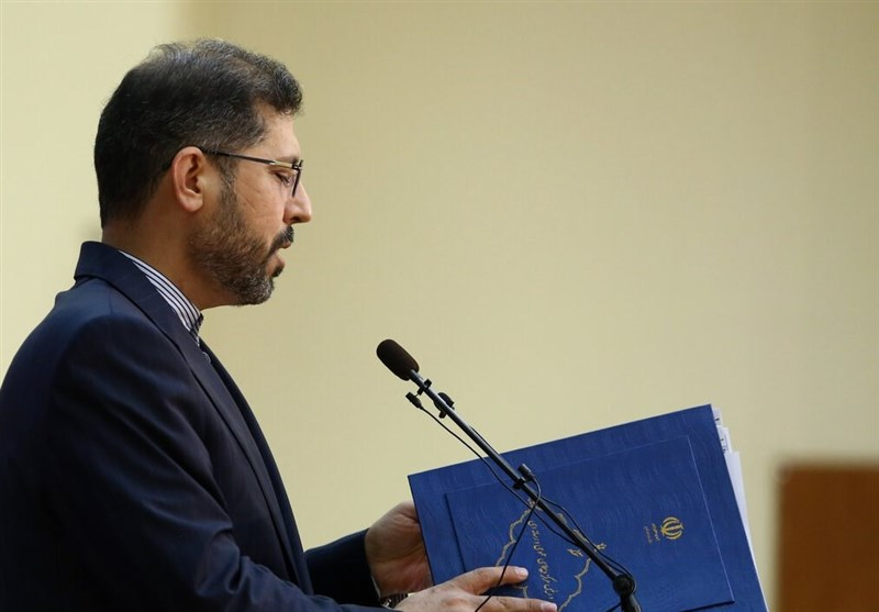 Iran Welcomes 'New Levant' Plan