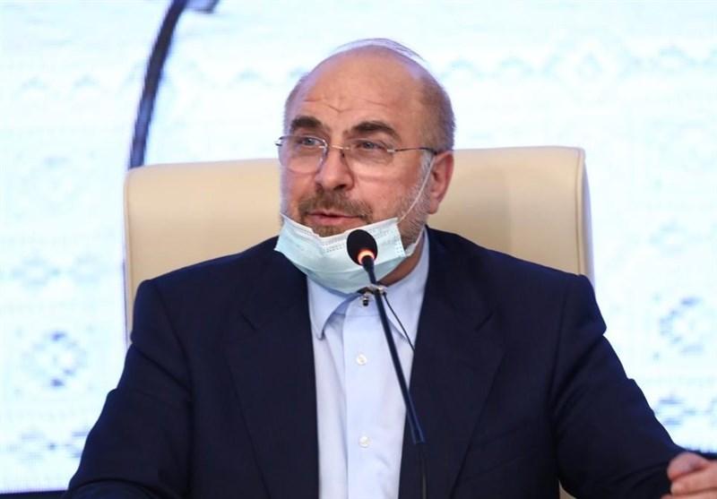 قالیباف:حضور نیروهای خارجی در خلیج فارس امنیت منطقه را برهم زده است