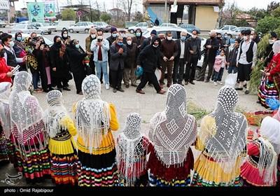 Iranian People Welcome Nowruz in Gilan