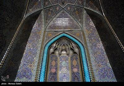 سرزمین مادری / مسجد سید اصفهان
