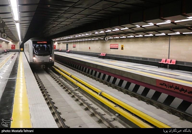 آخرین ایستگاه خط 3 متروی تهران در آستانه افتتاح قرار گرفت