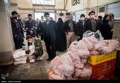 سامانه توزیع مرغ در شهرستان بروجرد راهاندازی شد