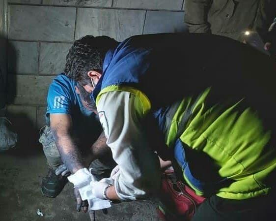 آتشنشانی , سازمان آتشنشانی تهران , آتشسوزی , حوادث , چهارشنبه سوری | چهارشنبه آخر سال ,