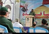 حاج قاسم یک پاسدار کاملاً حسینی بود / شهید سلیمانی ذرهای در اجرای فرامین رهبر انقلاب تردید نکرد