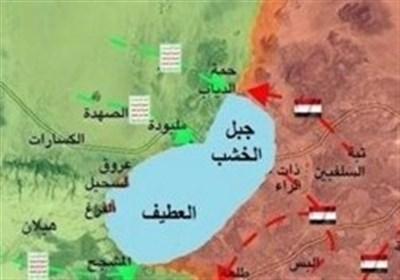 تسلط ارتش یمن بر منطقه مهم «العَطِيْف» در غرب مأرب/ درگیری در «إيْدَاتْ الراء»، «المَشْجَح» و «جبل البَلَق»