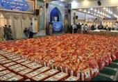 بیش از 4000 بسته معیشتی و بهداشتی در غرب شیراز توزیع شد
