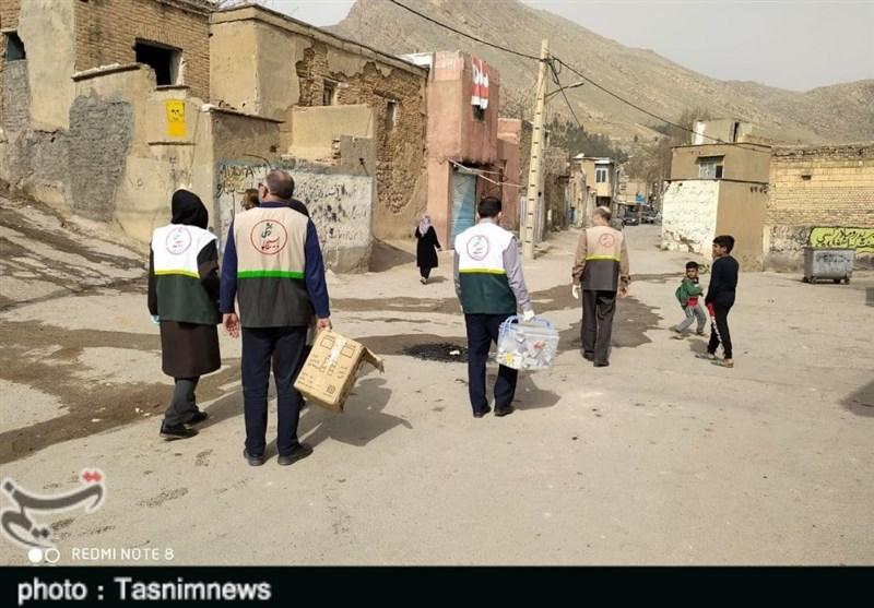 افزایش فعالیت بسیج در راستای کمک به قطع زنجیره کرونا در استان البرز/ گام چهارم طرح شهید سلیمانی اجرایی شد