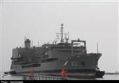 بازگشت ناوگروه خارک از ماموریت خلیج عدن و تنگه باب المندب + تصاویر