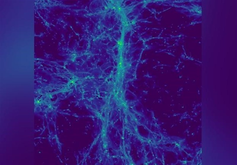Images of 'Cosmic Web' Reveal Dwarf Galaxies