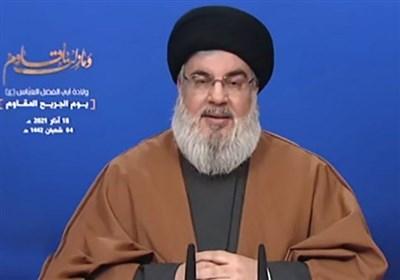 سیدحسن نصرالله: برخی طرفهای خارجی دنبال شعلهور کردن جنگ داخلی در لبنان هستند/ از تشکیل دولت تکنو- سیاسی حمایت میکنیم