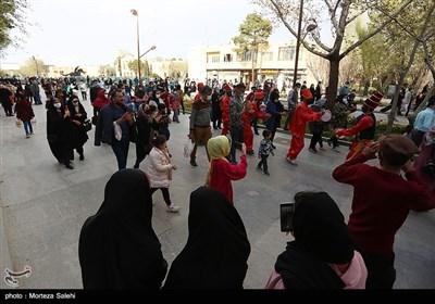 Iranians Celeberate The Persian New Year