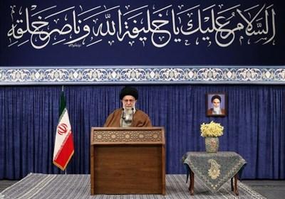 محفل انس با قرآن با حضور امام خامنهای آغاز شد
