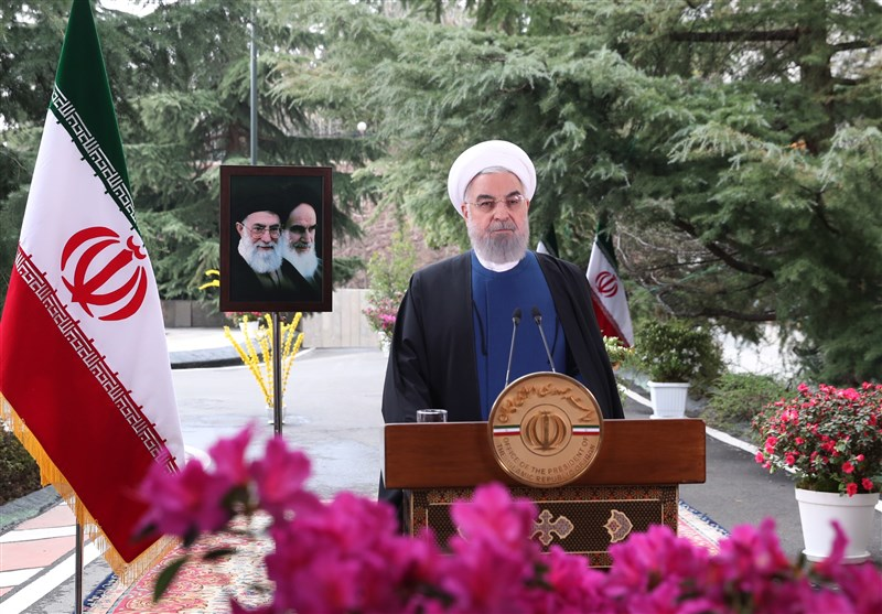 Winter Ends with Iran's Victory in Economic War: President Rouhani