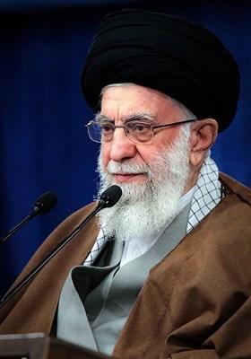 خطاب قائد الثورة الإسلامیة بمناسبة العام الإیرانی الجدید