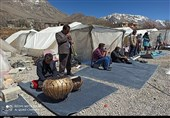 آخرین وضعیت شهرستان زلزله زده دنا/ ساخت منازل در سی سخت آغاز شد