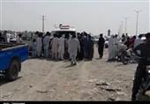 عملیات تروریستی در سراوان یک شهید و 3 مجروح بر جای گذاشت + تصاویر و فیلم