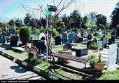«دلتا» آرامستانهای شهرکرد را تعطیل کرد