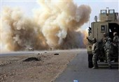 حمله به نظامیان آمریکایی در شرق دیرالزور