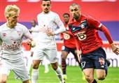لوشامپیونه| شکست صدرنشین مقابل تیم رده نوزدهم