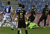 لالیگا  بارسلونا با تحقیر سوسیهداد، جای رئال مادرید را در رده دوم گرفت/ مسی از رکورد ژاوی گذشت