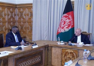 اشرف غنی: هدف دولت افغانستان رسیدن به صلح عادلانه و پایدار است