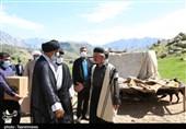 نماینده ولیفقیه در استان خوزستان در جمع عشایر دهستان شلال اندیکا حضور یافت + تصاویر