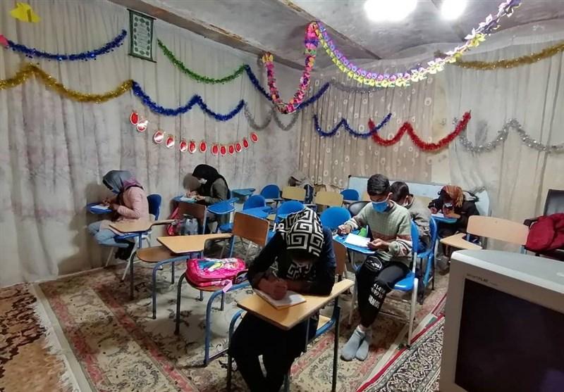گروههای جهادی , جهادگر , محرومیت زدایی , مناطق محروم , کرونا , مسجد , دانش آموزان ,