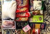 800 سبد غذایی هیئت ریحانةالنبی به دست نیازمندان رسید