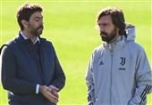 رئیس باشگاه یوونتوس: نه از خرید رونالدو پشیمانم و نه از استخدام پیرلو