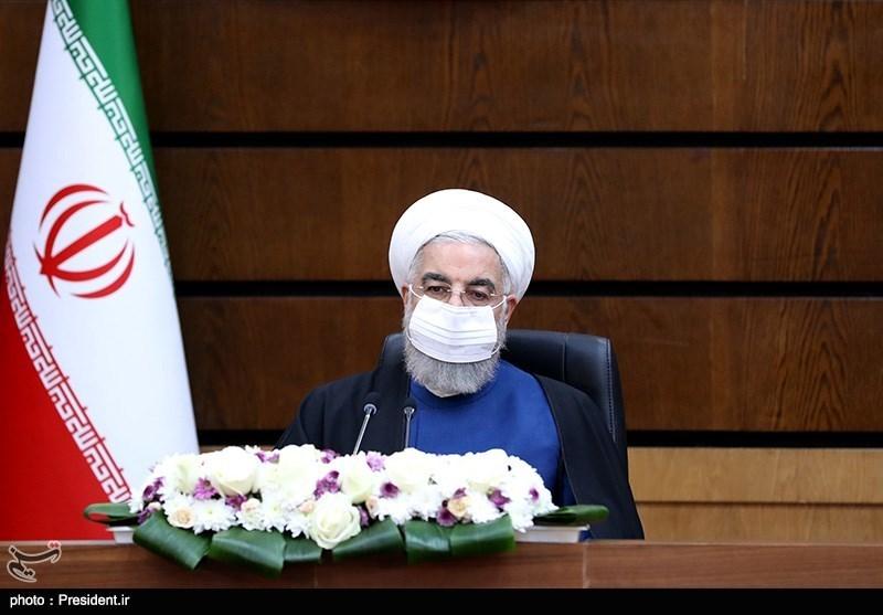 روحانی: جمیع الأجهزة ملزمة بتقدیم خطة عمل لتحقیق شعار العام