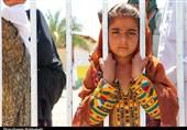 عیدانه گروه جهادی پزشکی شهید کاظمی آشتیانی به مردم مناطق محروم جنوب استان کرمان + تصاویر