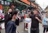 هاآرتص: خطر بزرگ داخلی به شدت اسرائیل را تهدید میکند