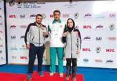 نصراصفهانی: برای اولین بار در بخش انفرادی 10 متر مردان قهرمان شدیم/ با آمادگی در جام جهانی شرکت کردیم
