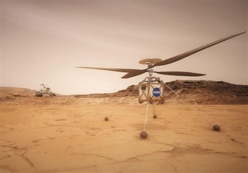 پرواز بر فراز مریخ دوباره به تعویق افتاد